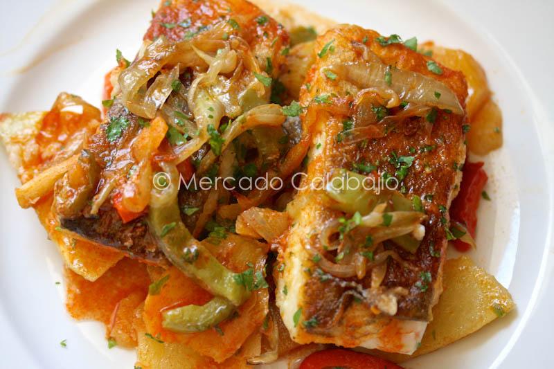 Bacalao Al Horno Receta Paso A Paso Mercado Calabajío