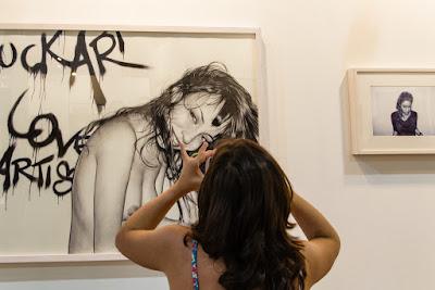 Feira ArtRio 2012 (Rio de Janeiro, Brasil), by Guillermo Aldaya / PhotoConversa