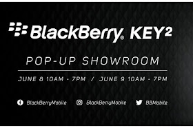Be Among the First set of People to Feel the BlackBerry KEY2