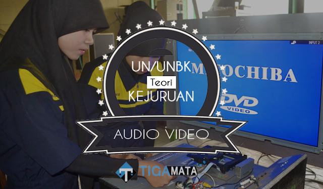 Prediksi Soal UN Teori Kejuruan Teknik Audio Video 2019