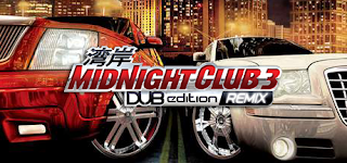 Password Midnight Club 3: DUB Edition Remix PS2