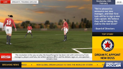 Dream League Soccer 2017 v4.04 APK Android + MOD Hacked