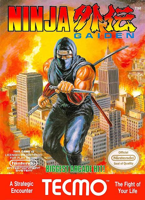 Ninja Gaiden - Bob Wakelin