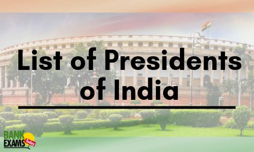 Presidents of India (PDF Version)