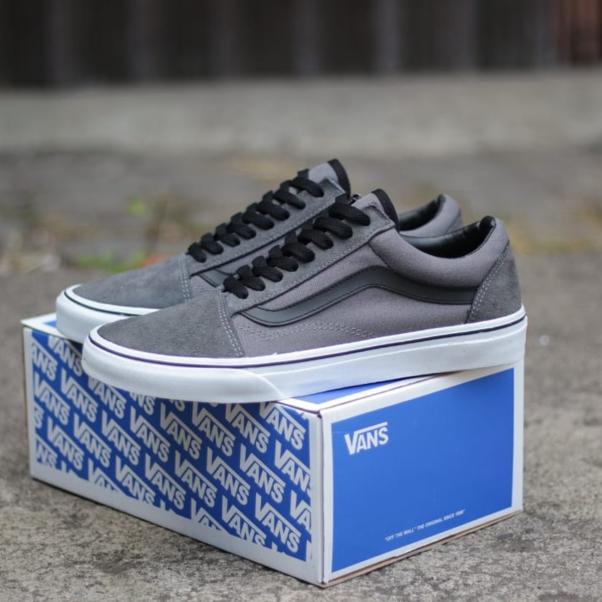 NEW IN THE Box Vans Old Skool Rumba