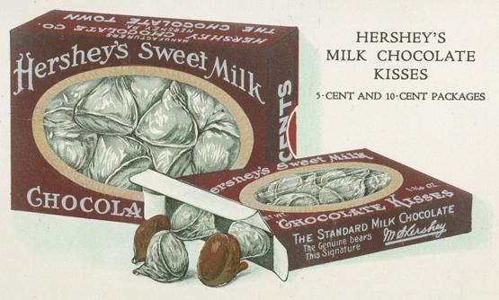 Hersheys in the 1920's
