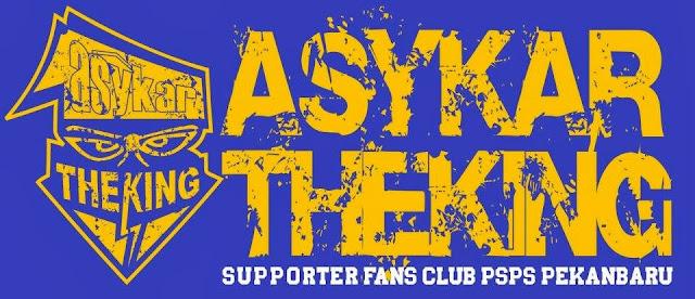"""Supporter Fansclub PSPS Pekanbaru """"Asykar Theking'"""