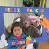 Los niños y niñas del Jardín Infantil Tolken Haru celebraron el día de Pascua de Resurrección el Jueves 24 de Marzo