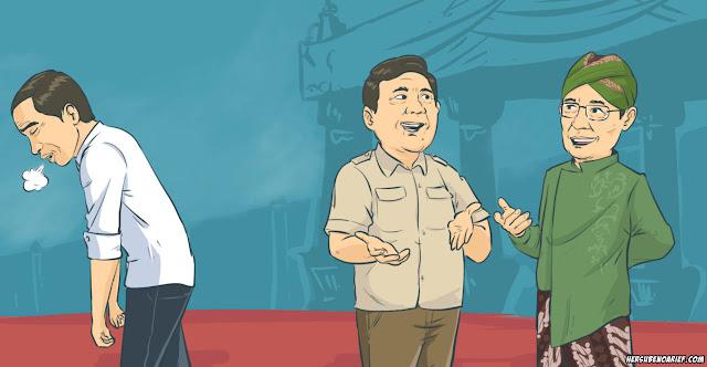 Isyarat Politik Sultan HB X Untuk Prabowo