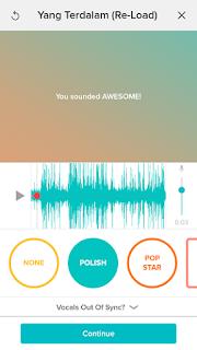 Smule Sing! Aplikasi Karaoke Untuk Android dan Iphone #14