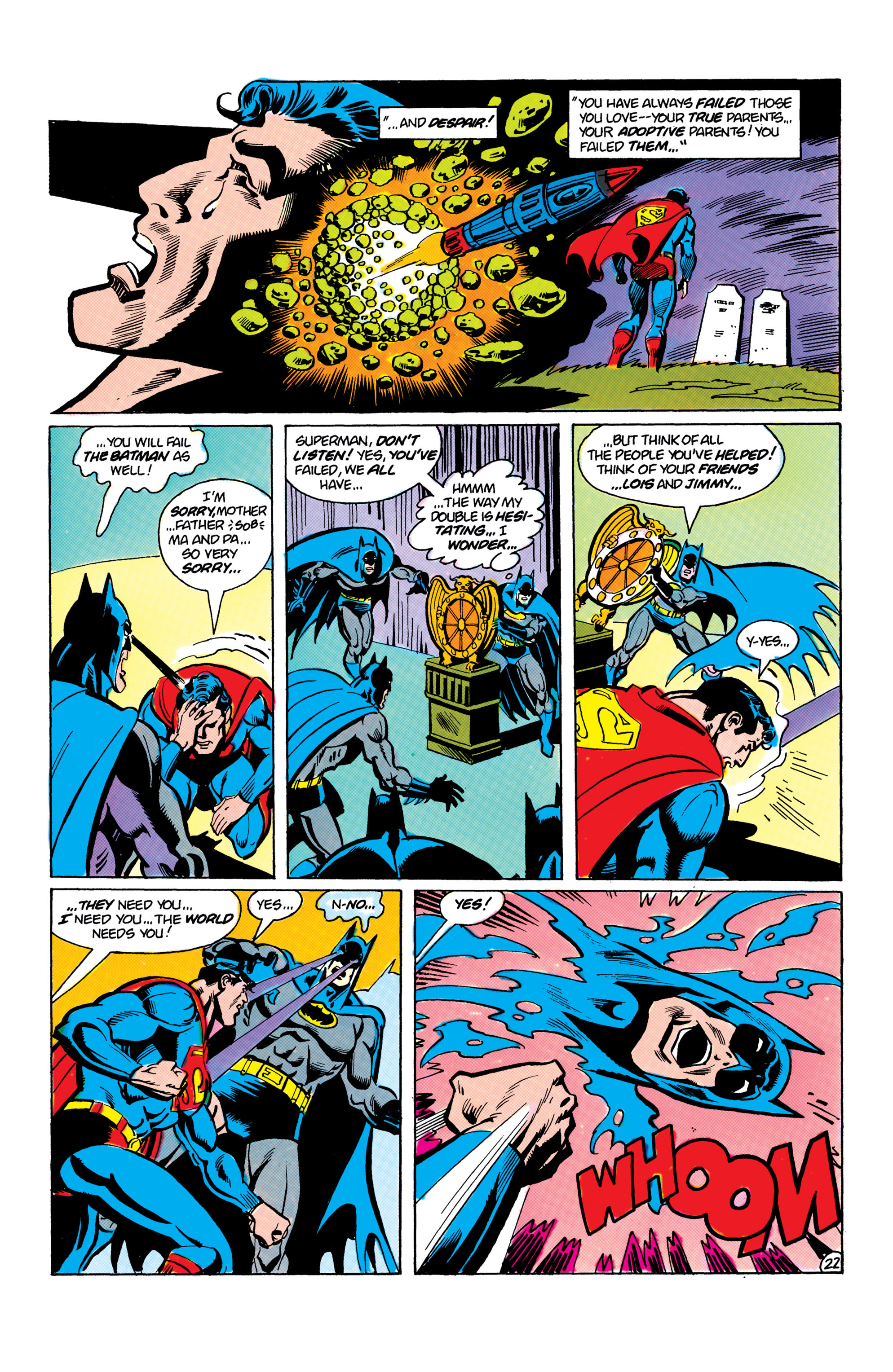 Read online World's Finest Comics comic -  Issue #288 - 23