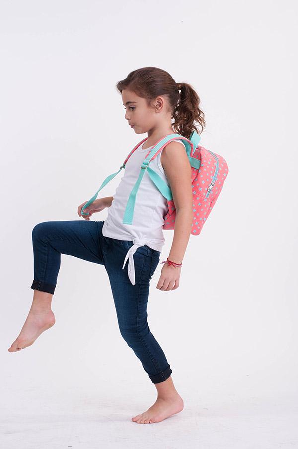 Moda en ropa para niñas verano 2018.