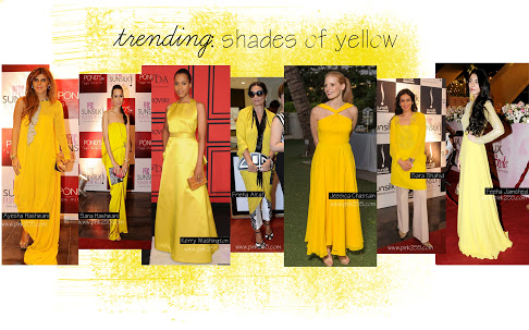Sophiestylish.blogspot.com, yellow, yellow dress, why we love yellow, yellow summer dresses