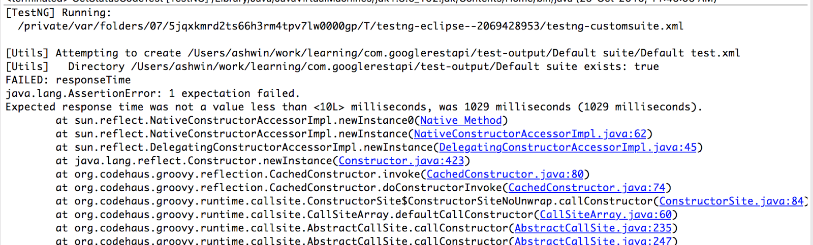 Automate Testing of Rest API using Rest Assured: To Check