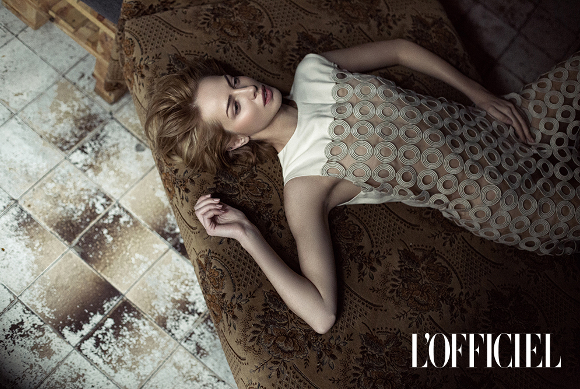 L'OFFICIEL KAZAKHSTAN April 2016