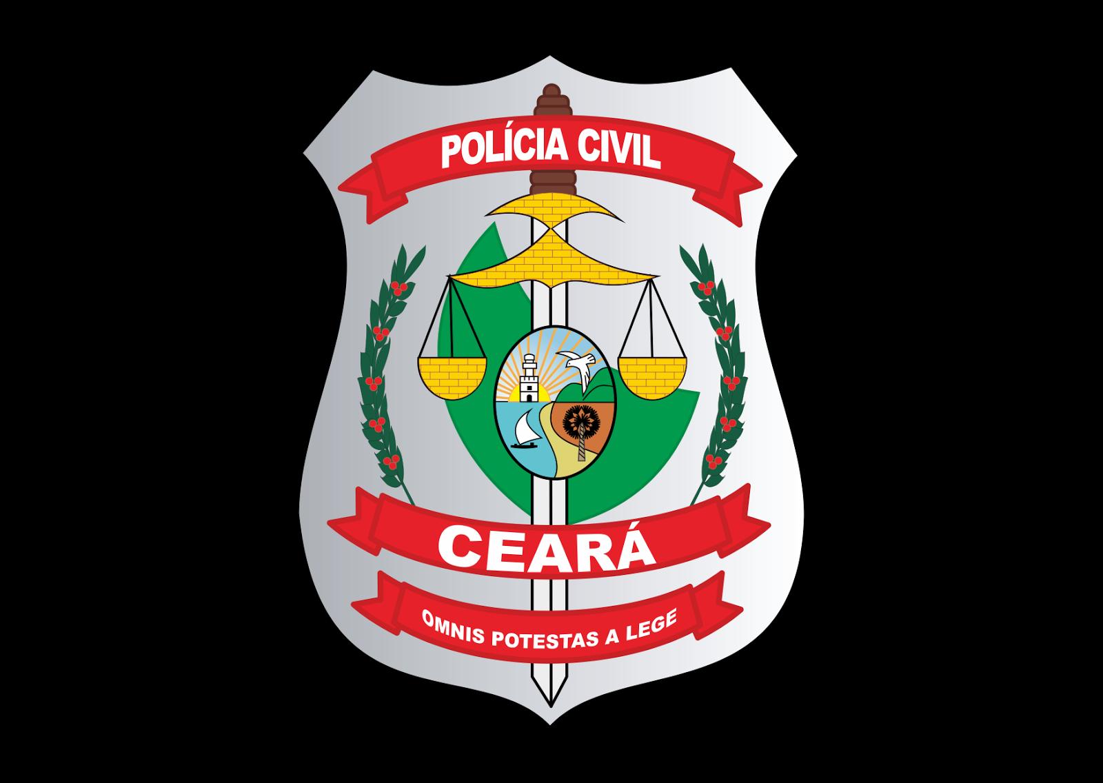 Policia Civil Do Ceara Governo Do Estado Do Ceara Logo Vector Format Cdr Ai Eps Svg Pdf Png