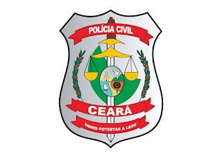 Policia civil do ceara governo do estado do ceara Logo Vector