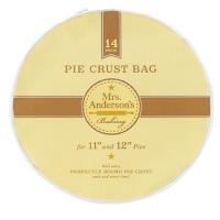 Le sac Pie Crust Bag permet d'étaler la pâte à tarte plus facilement.
