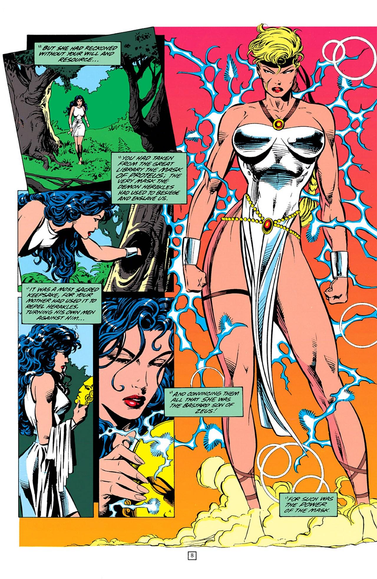 Read online Wonder Woman (1987) comic -  Issue #0 - 9