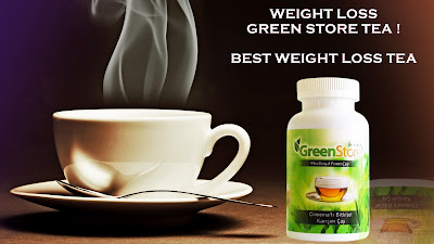 Weight Loss Green Store Tea Fat Burning