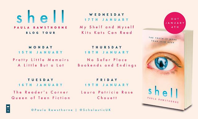 Shell blog tour