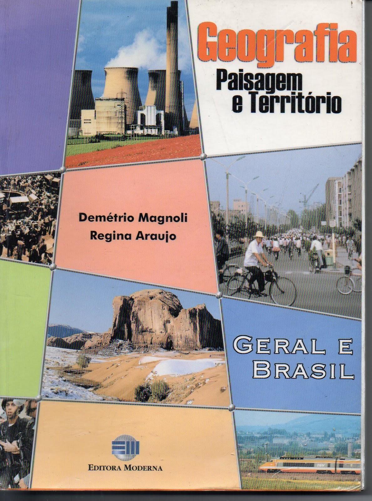 Geografia Para O Ensino Médio Demétrio Magnoli Volume 3