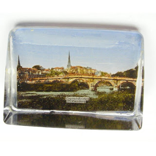English Brodge Paperweight