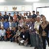 Aklamasi, Rian Nopandra Jabat  Ketua PWI Provinsi Banten