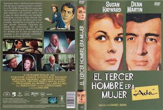 Carátula en español: El tercer hombre era mujer (1961) (Ada)