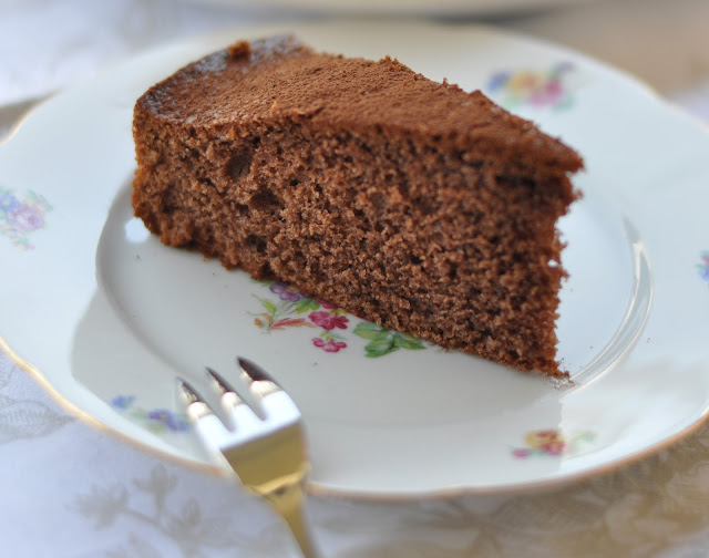 [I love Food] Torta al cioccolato senza lattosio