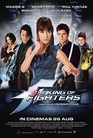 The King Of Fighters film complet