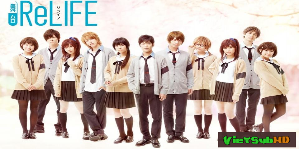 Phim Dự Án Relife (live Action) VietSub HD | Relife (live Action) 2017