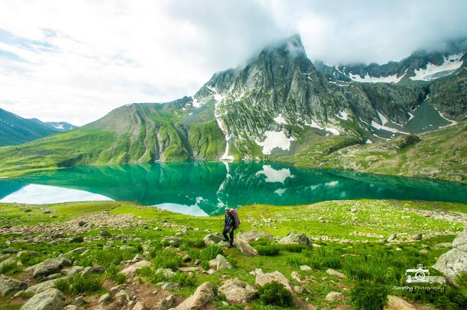 Kashmir Great Lakes - The Heaven, 7 days 120 kms Trek