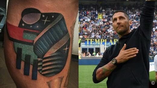 Nuovo tatuaggio per Matrix