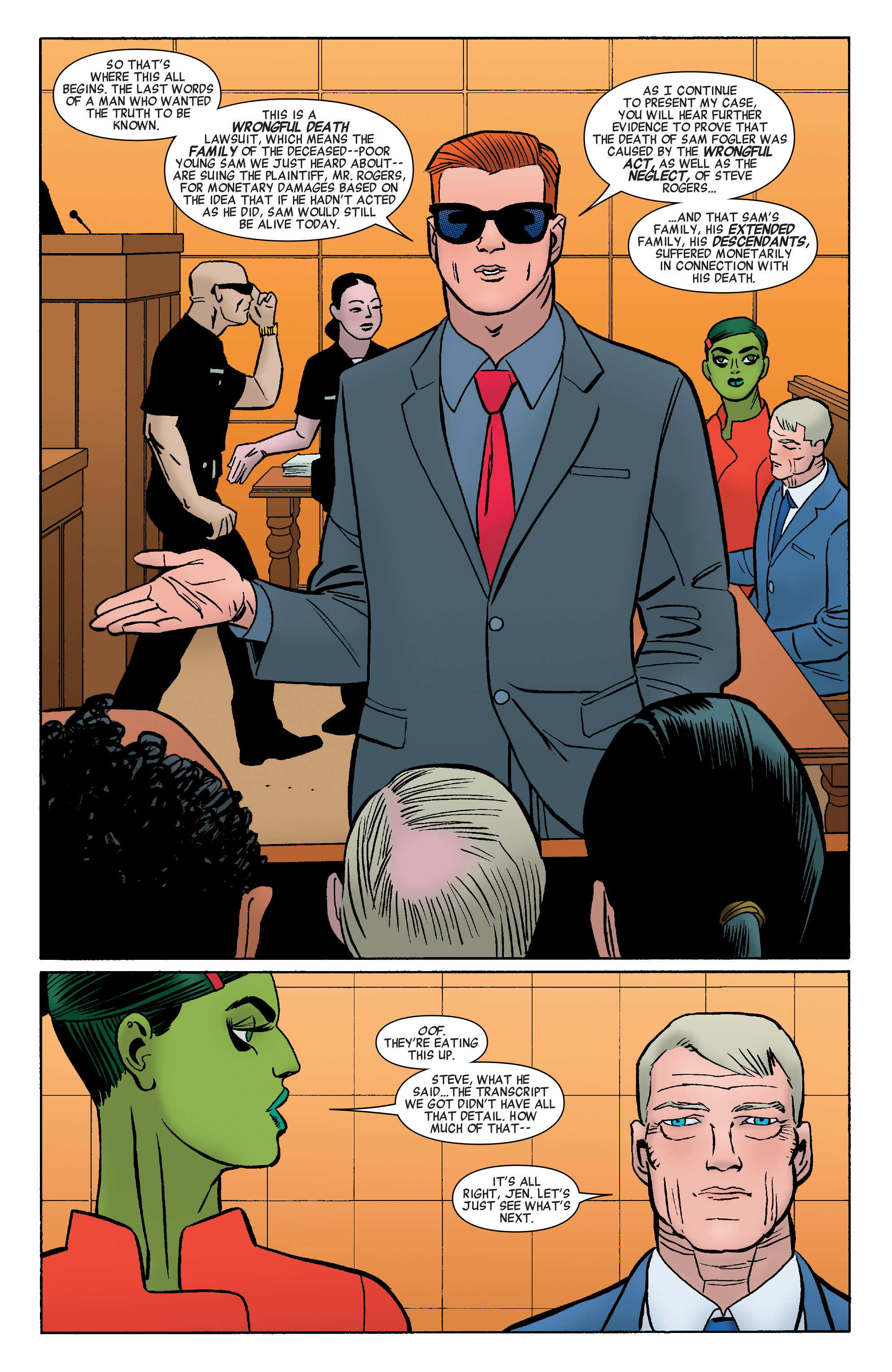 Read online She-Hulk (2014) comic -  Issue #9 - 7