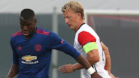 Feyenoord vs Manchester United 1-0 Video Gol & Highlights