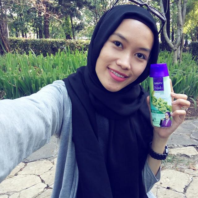 Sariayu Shampoo Hijab
