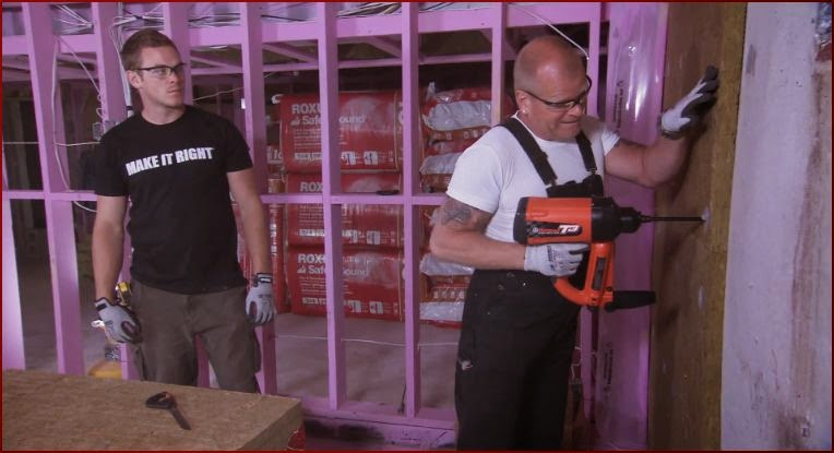 THE HOLMES SPOT: Mike Holmes For ROXUL Insulation