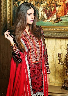 Shaista Winter Vol 3 - Velvet Wool Dresses