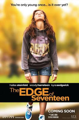 The Edge Of Seventeen 2016 DVD Custom NTSC Sub