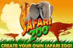 Glu's Safari Zoo lets iOS gamers create their own 3D zoo