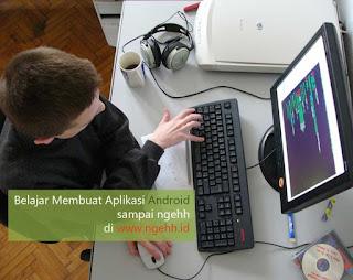 Belajar bahasa pemrogramman android pemula