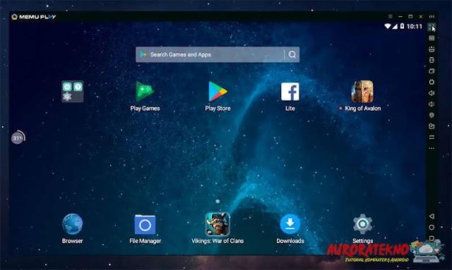 Emulator Android MEmu Play Terbaik & Ringan