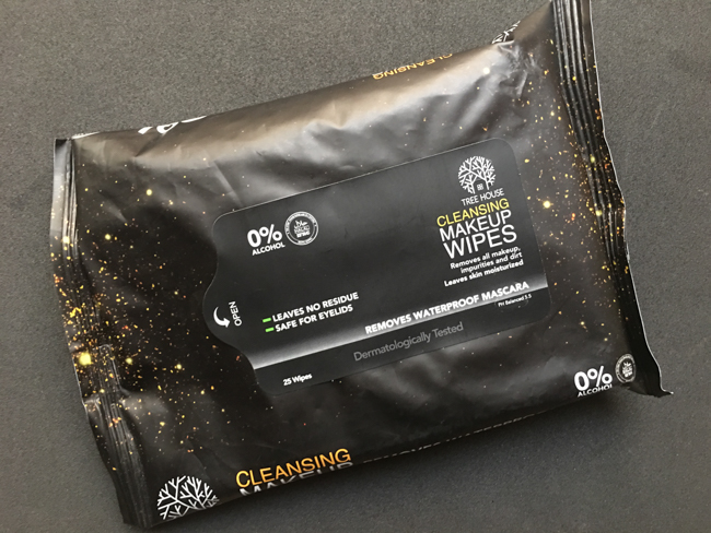 Treehouse.pk Cleansing Makeup Wipes REVIEW
