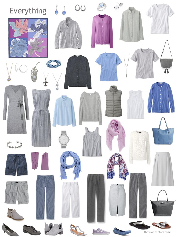 Build A Capsule Wardrobe In 12 Months 12 Outfits