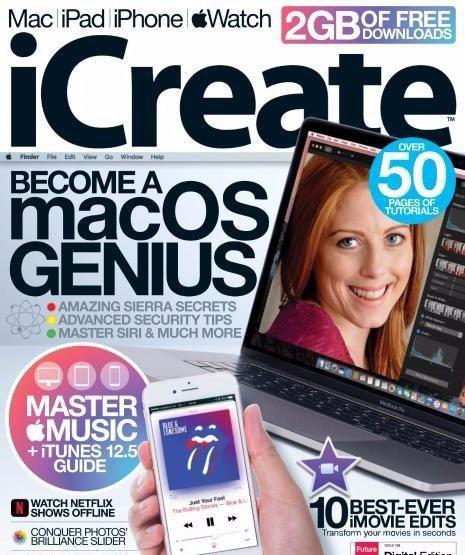 iCreate Magazine Issue 168 2017