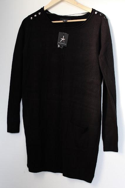 Zwarte jurk Primark Amsterdam shoplog Zeeuws modemeisje