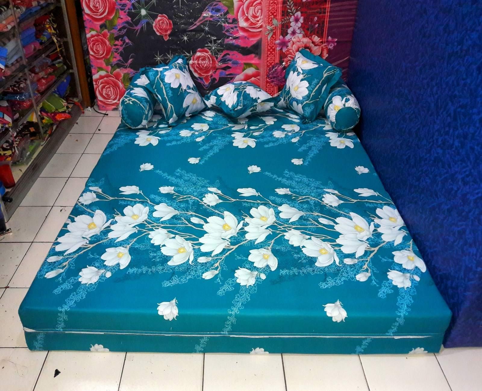 Sofa Bed Inoac 3 In 1 Piece Sectional For Cheap 2018 Full Motif Agen Resmi Kasur Busa