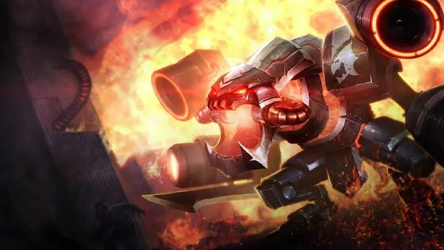 Battlecast Prime ChoGath