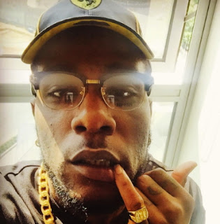 burna boy father reports police